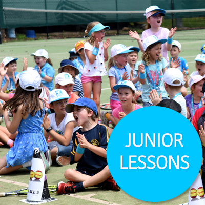 Junior Lessons Red Ball